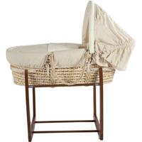 Moses basket Stand - Cocoa