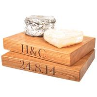Buy The Oak And Rope Company Personalised Chopping Board, Small   John Lewis